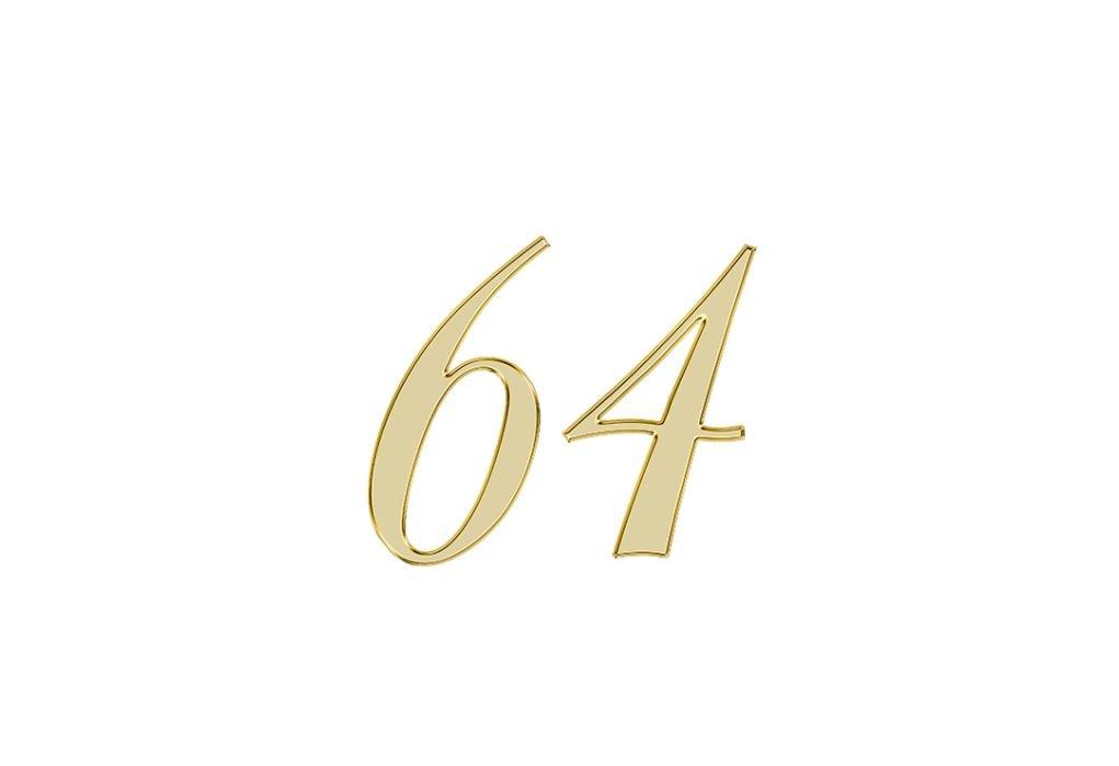 Änglanummer 64