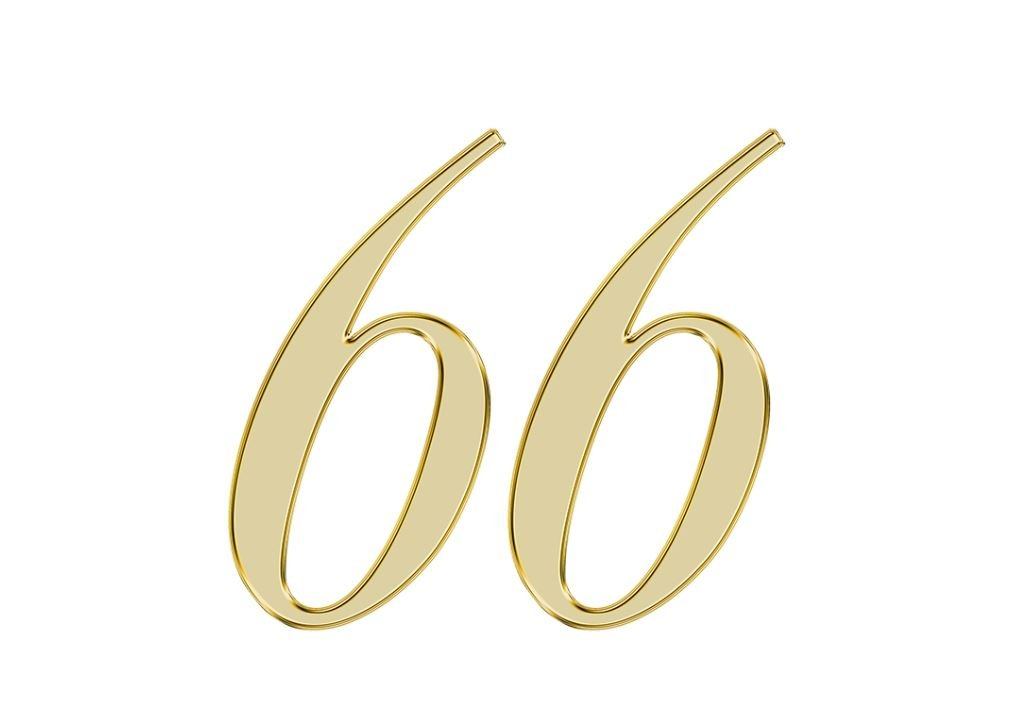 Änglanummer 66
