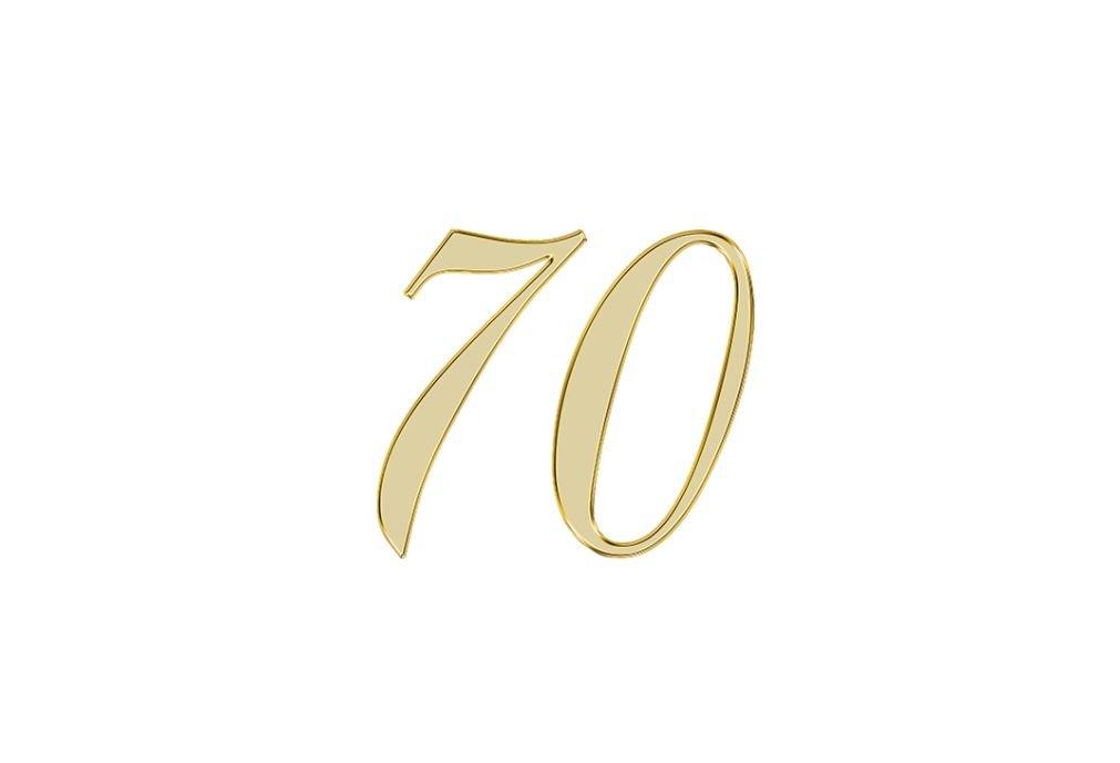 Änglanummer 70