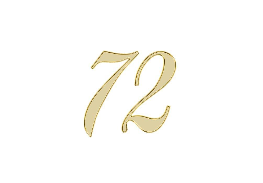 Änglanummer 72