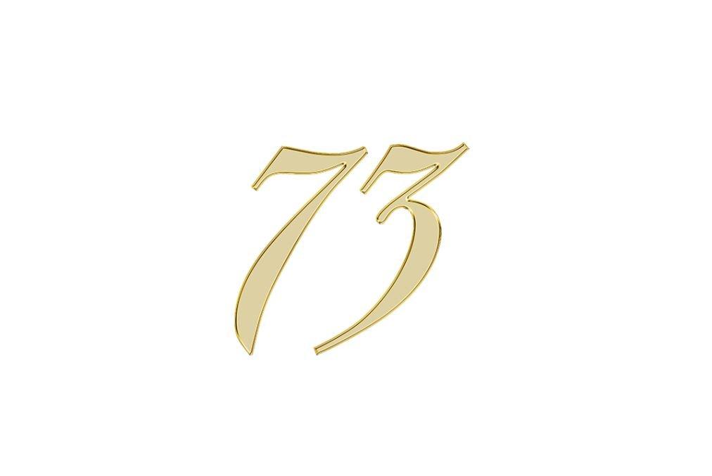 Änglanummer 73