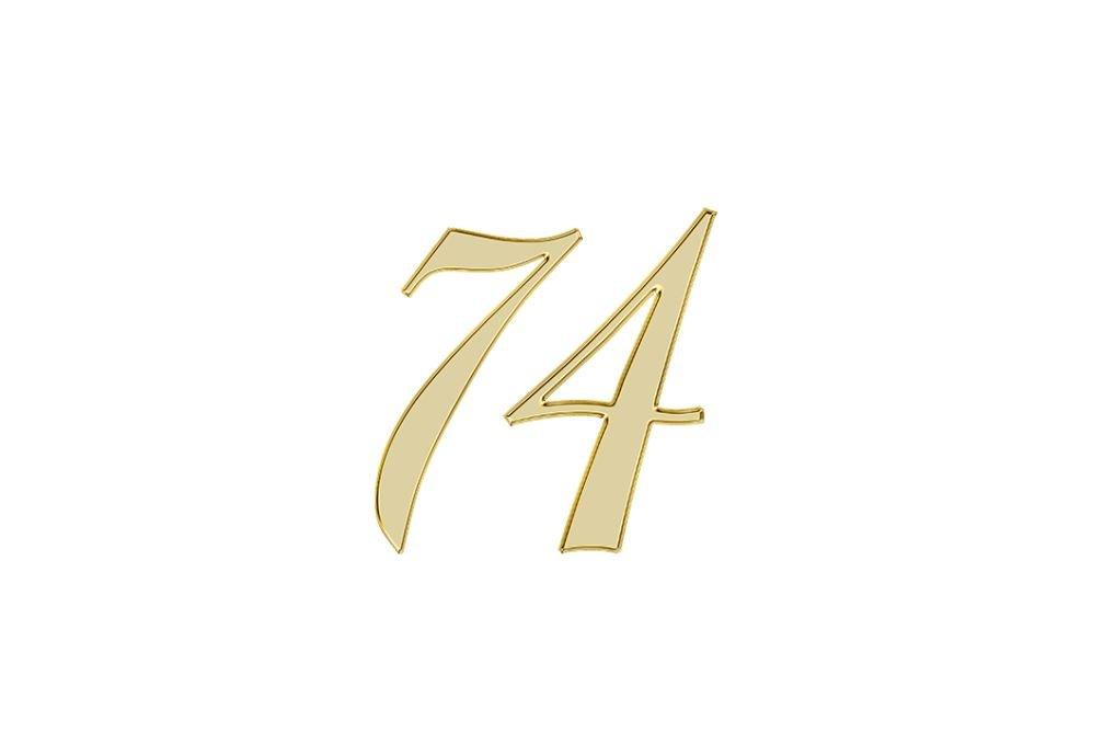 Änglanummer 74