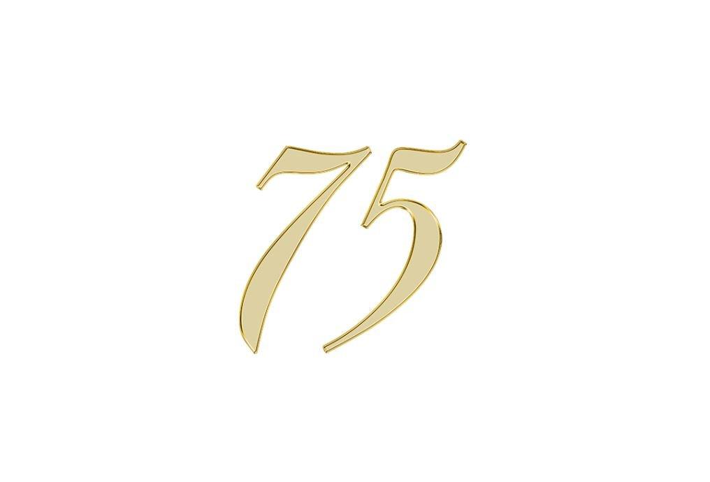 Änglanummer 75