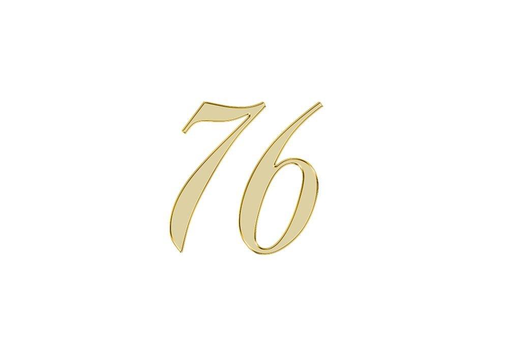 Änglanummer 76
