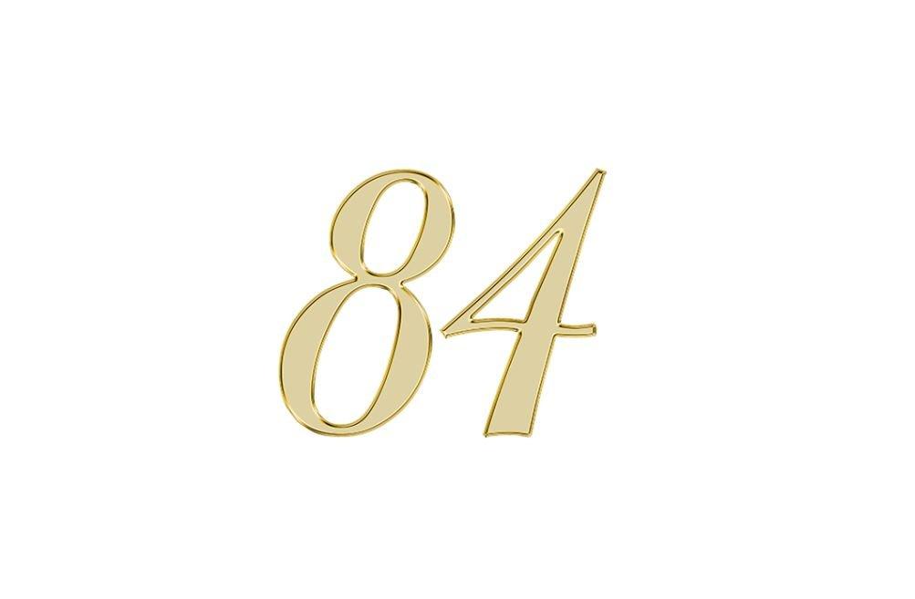Änglanummer 84