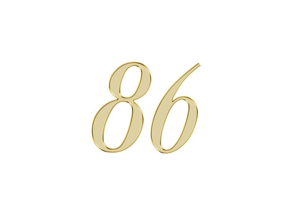 Änglanummer 86