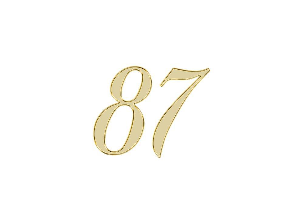 Änglanummer 87