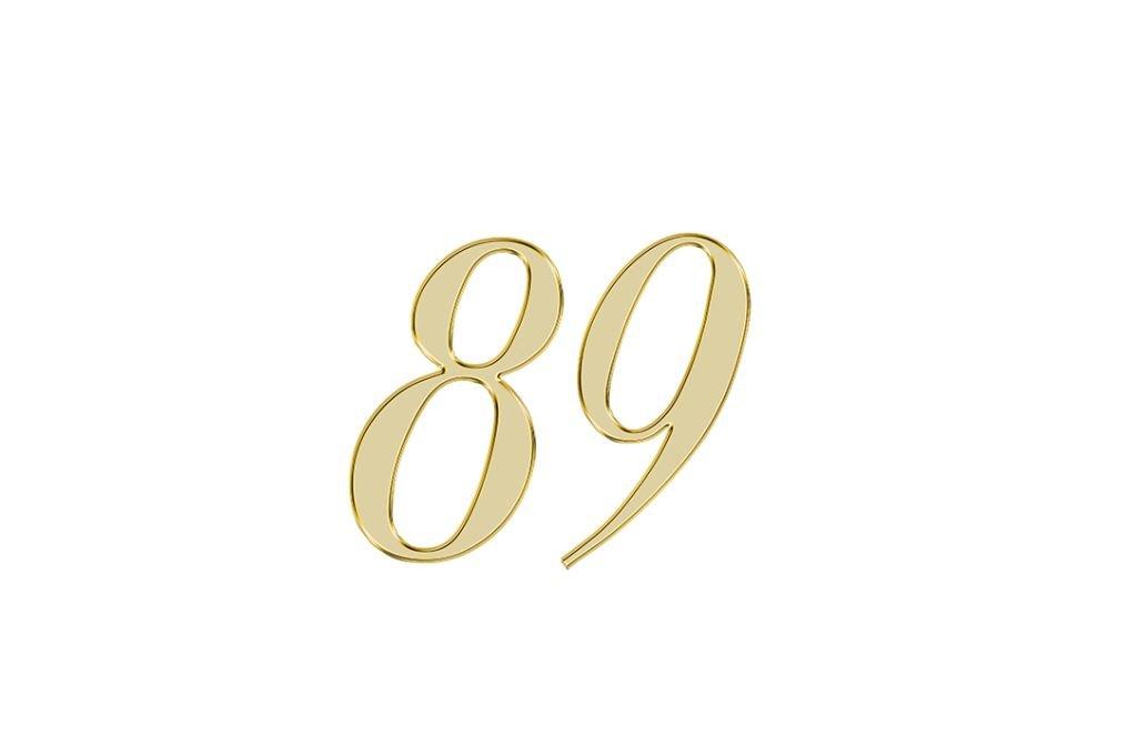Änglanummer 89