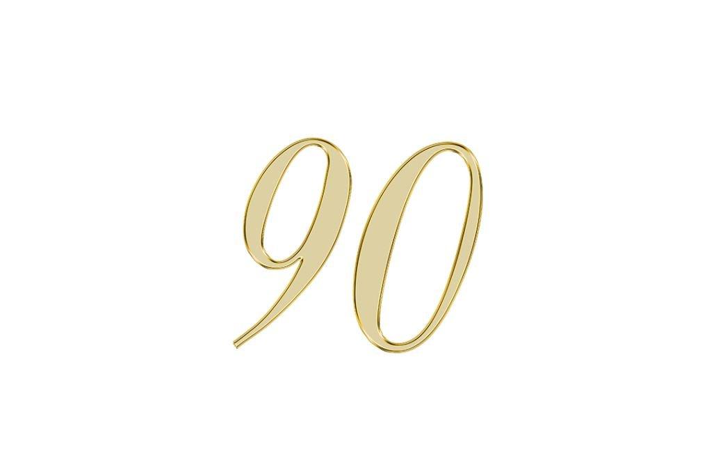 Änglanummer 90