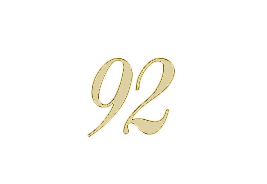 Änglanummer 92