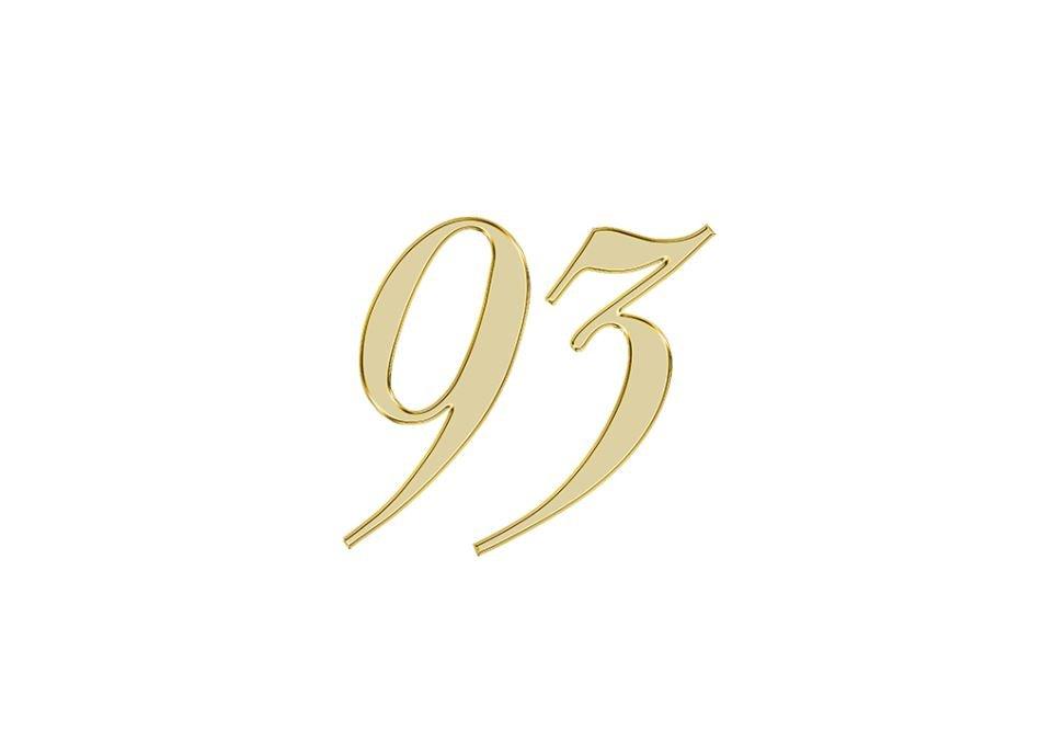 Änglanummer 93