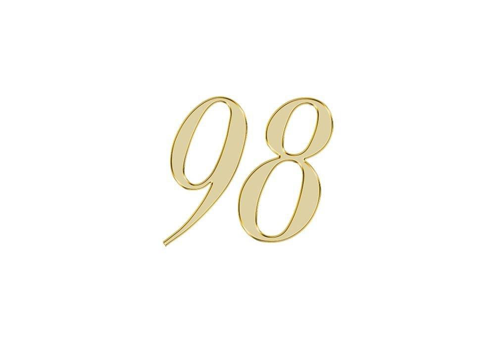 Änglanummer 98