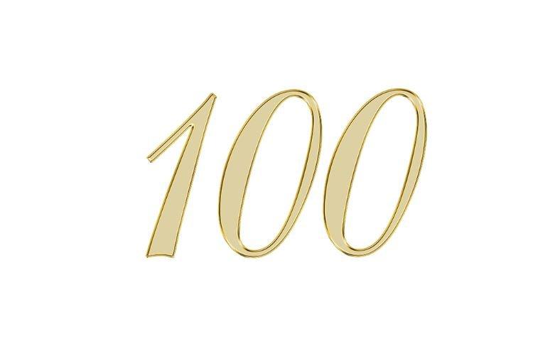 Änglanummer 100