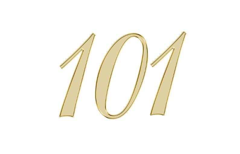Änglanummer 101