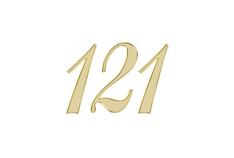 Änglanummer 121