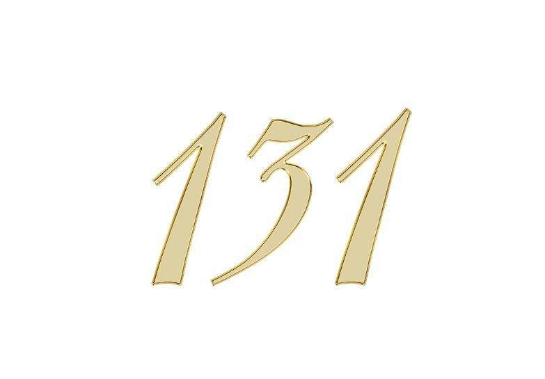 Änglanummer 131