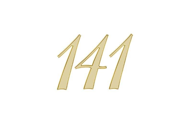 Änglanummer 141