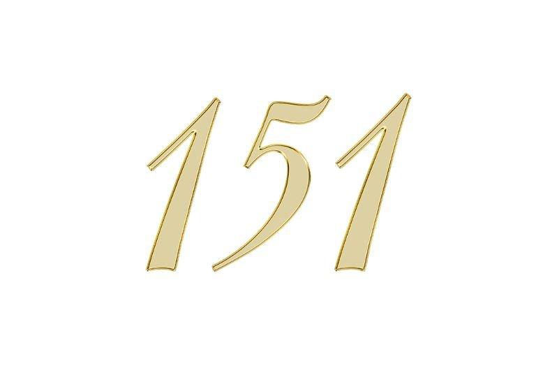 Änglanummer 151