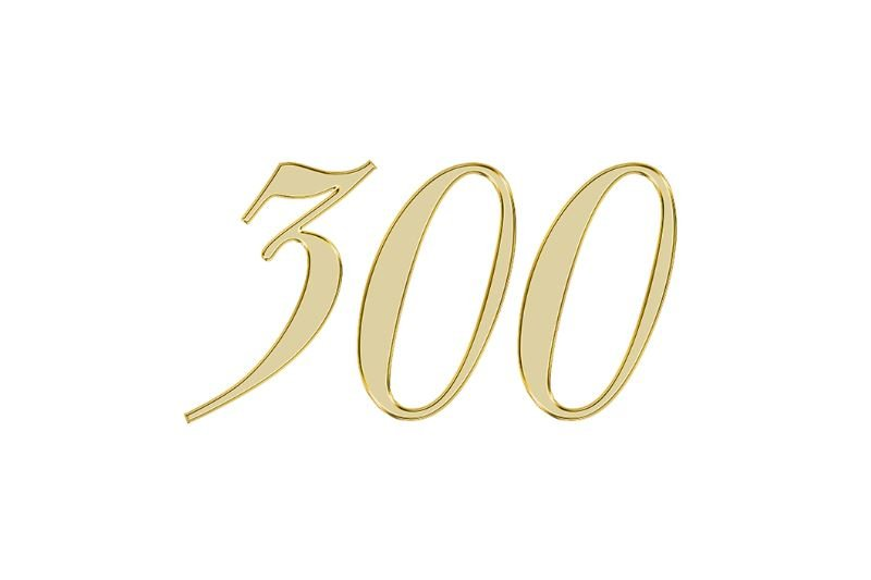 Änglanummer 300