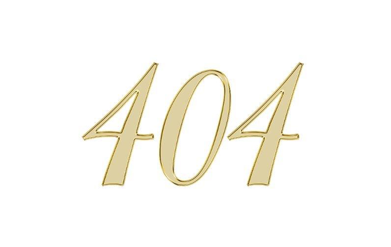 Änglanummer 404