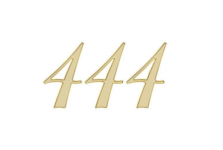 Änglanummer 444