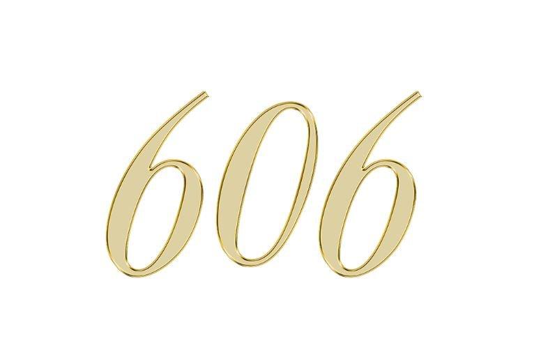 Änglanummer 606