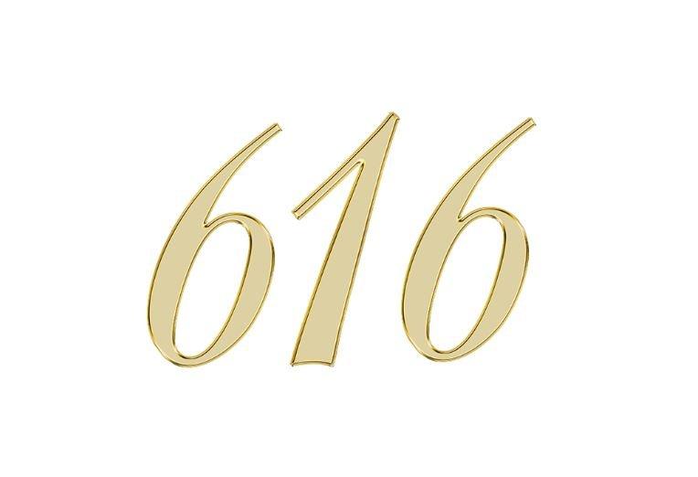 Änglanummer 616