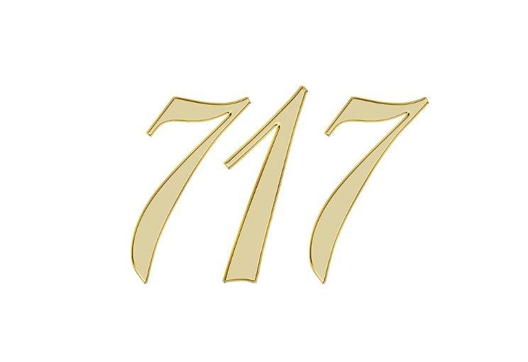 Änglanummer 717