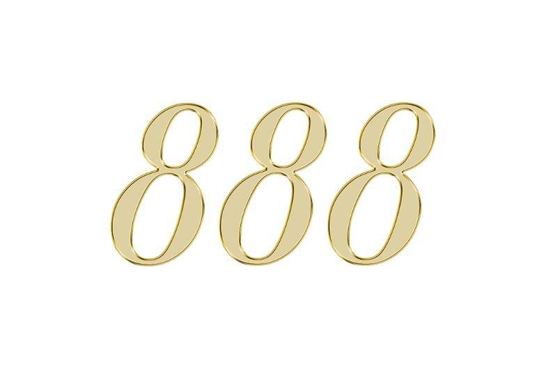 Änglanummer 888