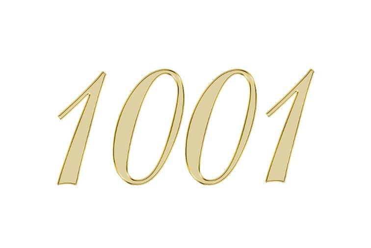 Änglanummer 1001
