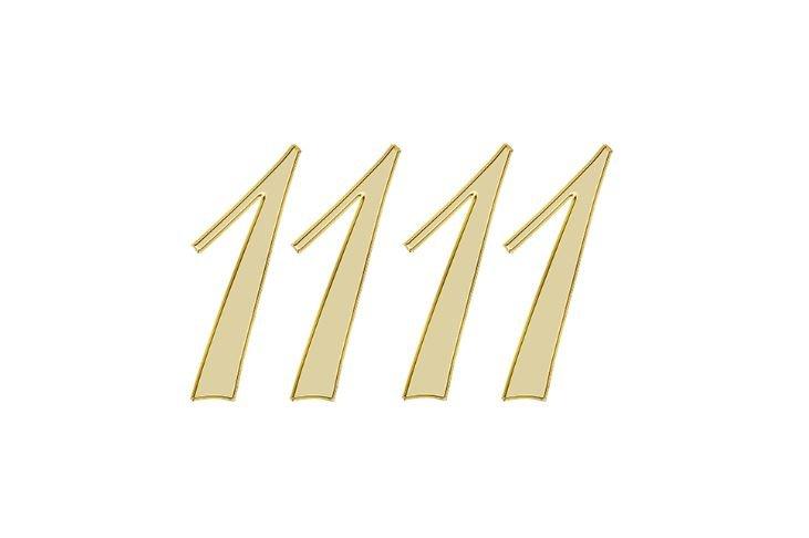 Änglanummer 1111