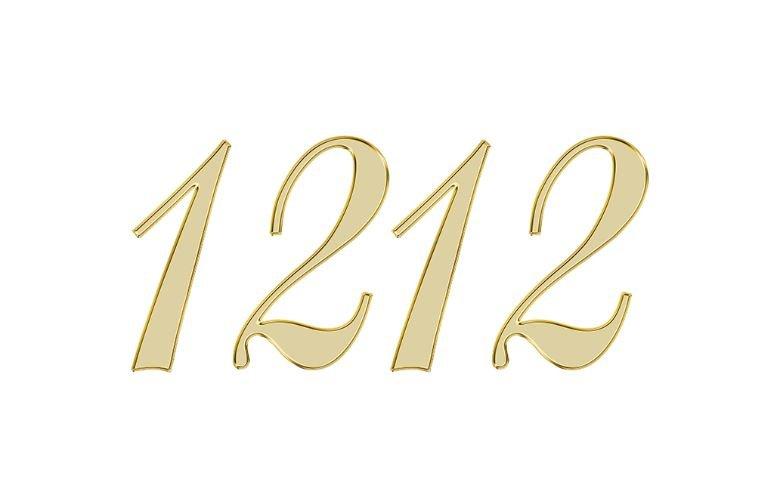Änglanummer 1212