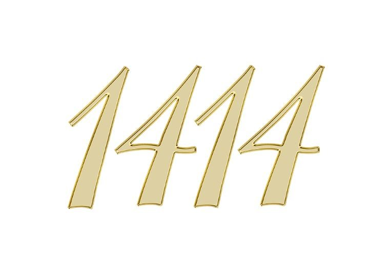 Änglanummer 1414