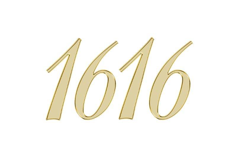 Änglanummer 1616