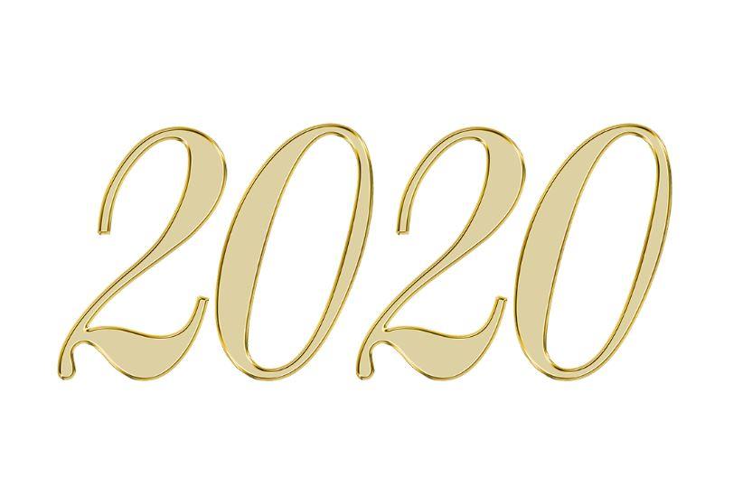 Änglanummer 2020