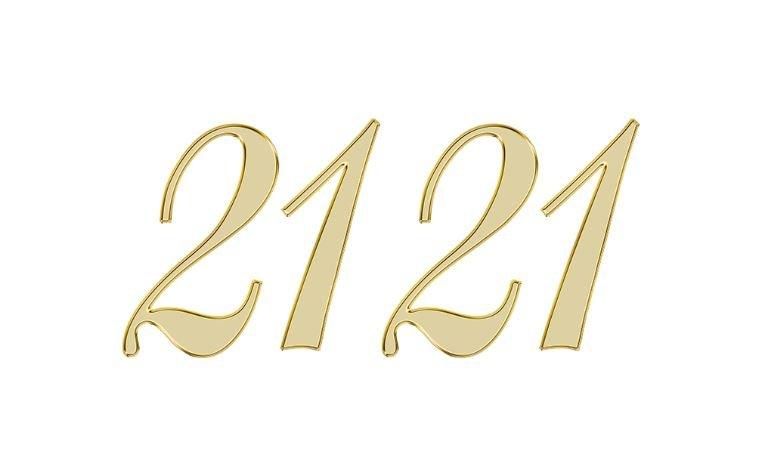 Änglanummer 2121
