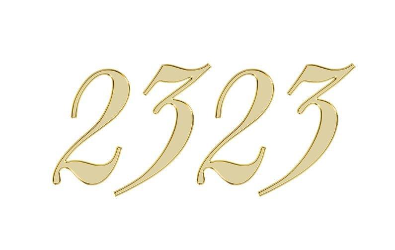 Änglanummer 2323