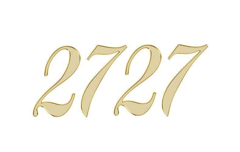 Änglanummer 2727