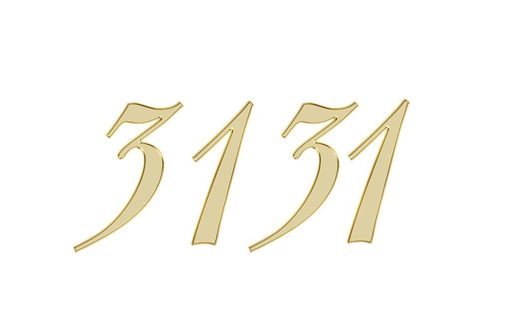 Änglanummer 3131