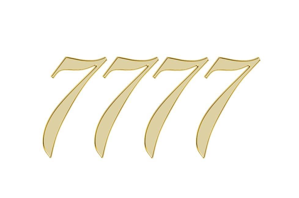 Änglanummer 7777