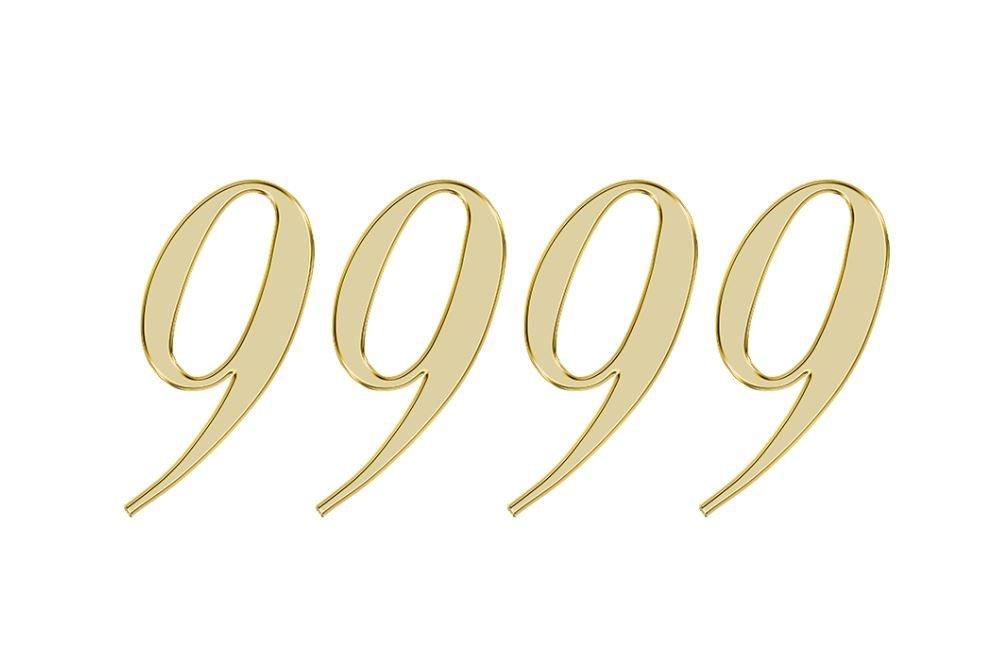Änglanummer 9999