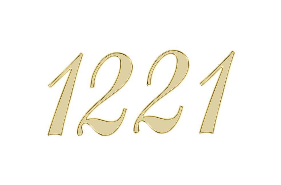 Änglanummer 1221