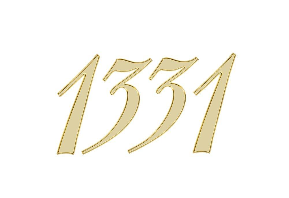 Änglanummer 1331