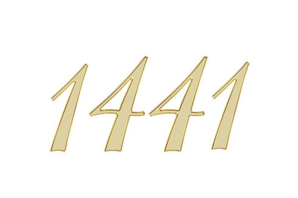 Änglanummer 1441
