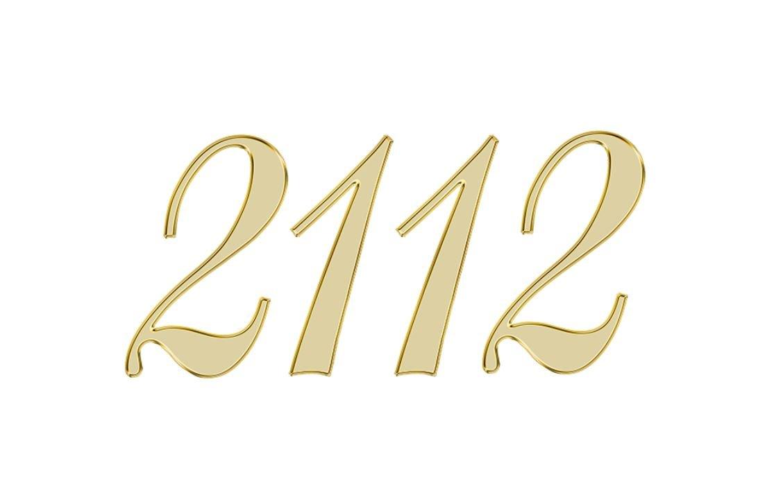 Änglanummer 2112
