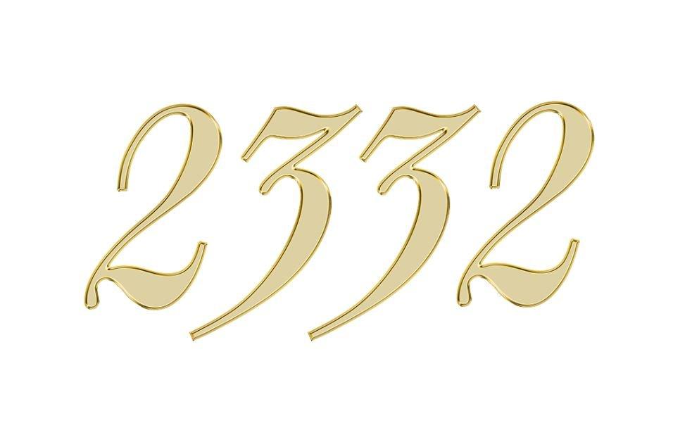 Änglanummer 2332