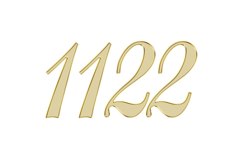 Änglanummer 1122