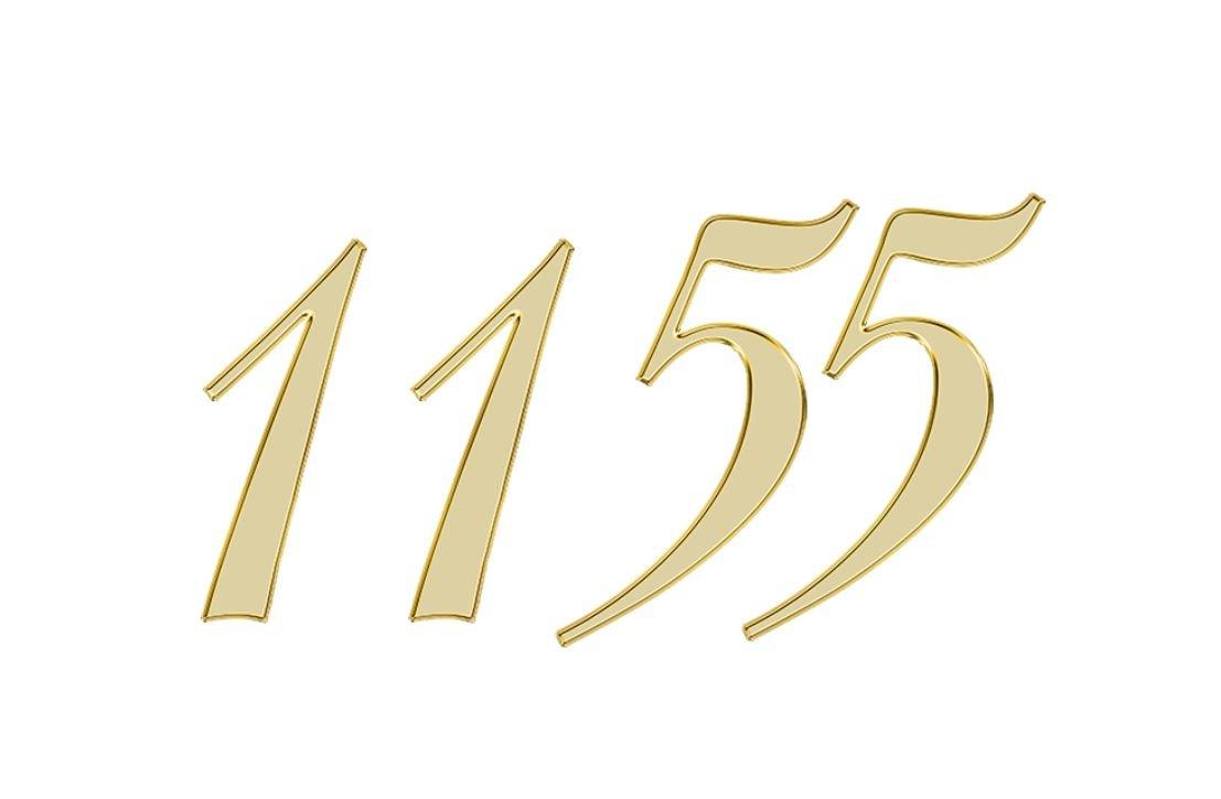 Änglanummer 1155