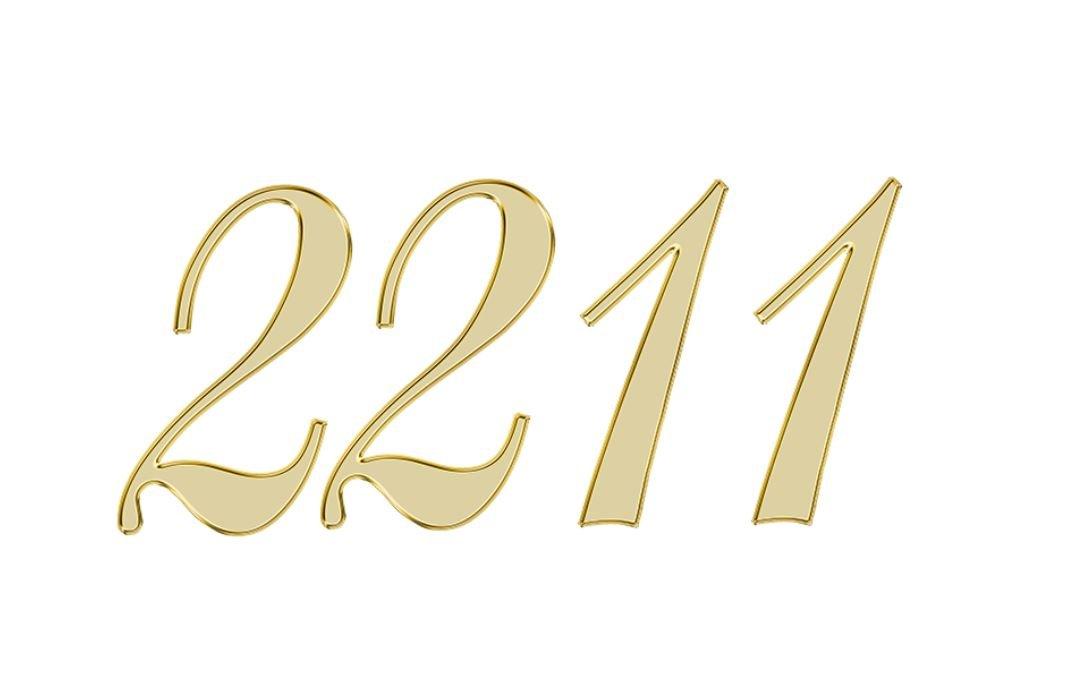 Änglanummer 2211