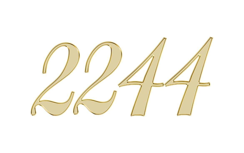 Änglanummer 2244